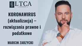 KORONAWIRUS (aktualizacja) – rozwiązania prawne i podatkowe
