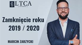 Zamknięcie roku 2019 / 2020