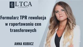 Formularz TPR rewolucja w raportowaniu cen transferowych