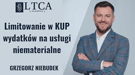 Limitowanie w KUP wydatków na usługi niematerialne