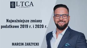 Najważniejsze zmiany podatkowe 2019 r. i 2020 r.