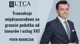 Transakcje międzynarodowe na gruncie podatku od towarów i usług VAT