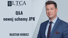 Q&A Do nowej schemy JPK