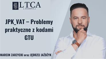 JPK_VAT – Problemy praktyczne z kodami GTU