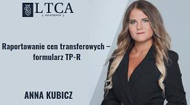 Raportowanie cen transferowych – formularz TP-R