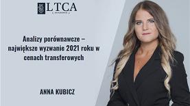 Analizy porównawcze – największe wyzwanie 2021 roku w cenach transferowych