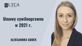Umowy cywilnoprawne w 2021 r.