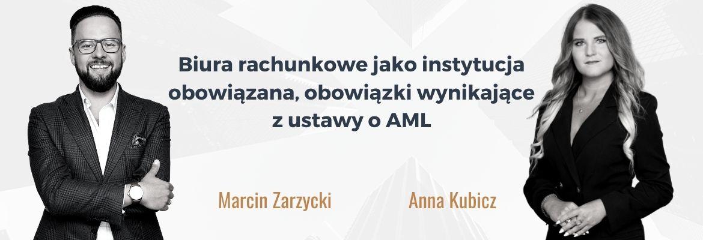 MZ_AK_Biura rachunkowe jako instytucja obowiązana, obowiązki wynikające z ustawy o AML