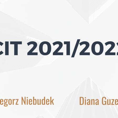 CIT 2021 / 2022